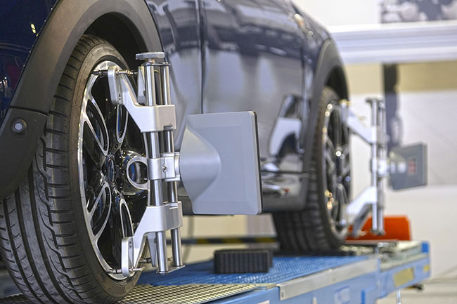 Wheel Alignment Service | Tire Pros